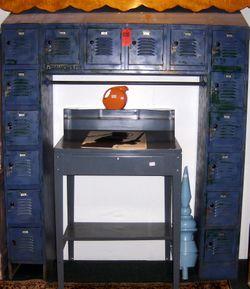 Blog purse locker