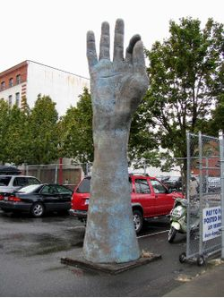 Portland_helping hand