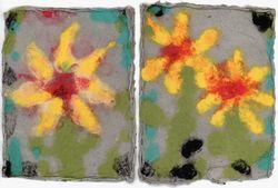 Handmade paper_linda flower2