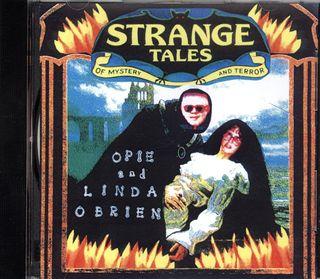 Strange Tales CD