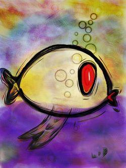 Blog_here fishy fishy