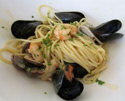 Pescerosa_seafood pasta