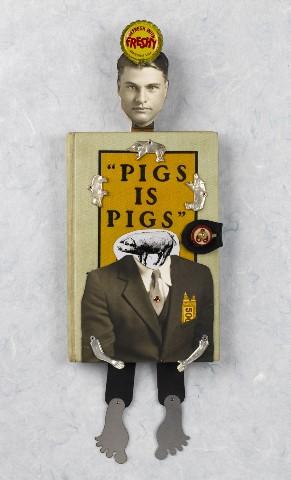 Dada pigs is pigs